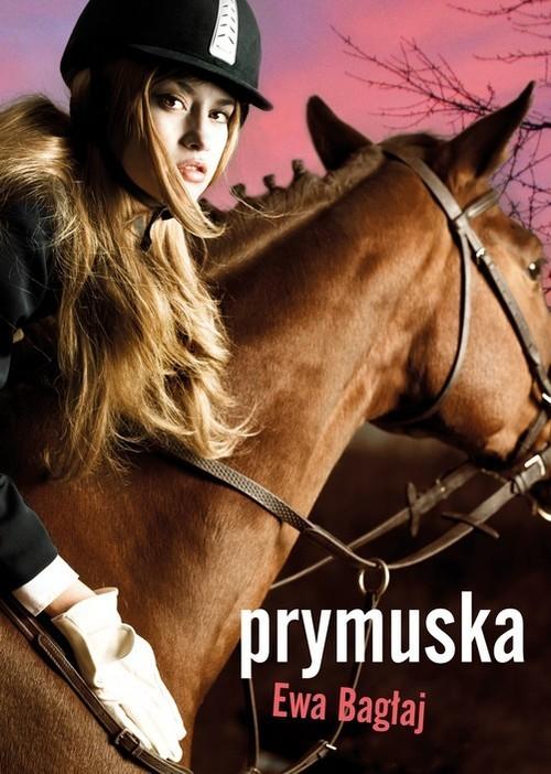okładka Prymuska, Książka | Bagłaj Ewa