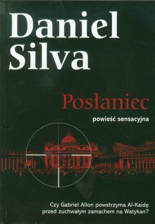 okładka Posłaniecksiążka |  | Daniel Silva