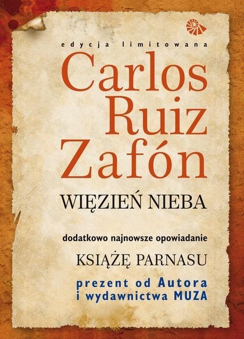 okładka Więzień Nieba / Książę Parnasu Pakiet, Książka | Carlos Ruiz Zafon