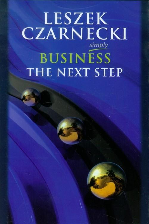 okładka Simply Business. The Next Step, Książka   Czarnecki Leszek