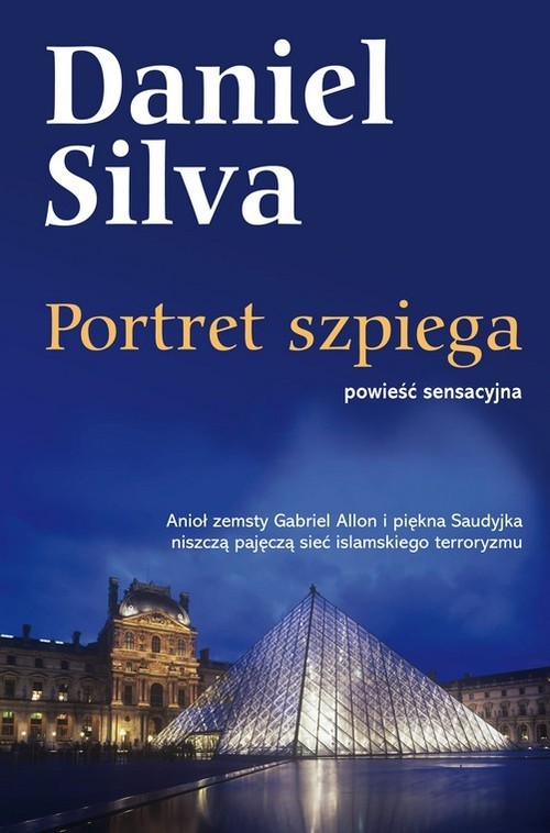 okładka Portret szpiega, Książka | Daniel Silva