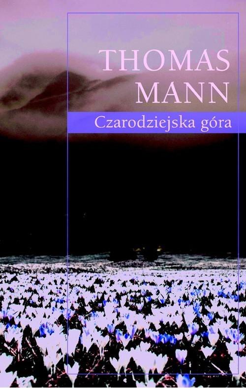 okładka Czarodziejska góra. KsiążkaMann Thomas