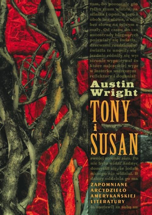 okładka Tony i Susan. Zapomniane dzieło amerykańskiej literatur, Książka | Wright Austin