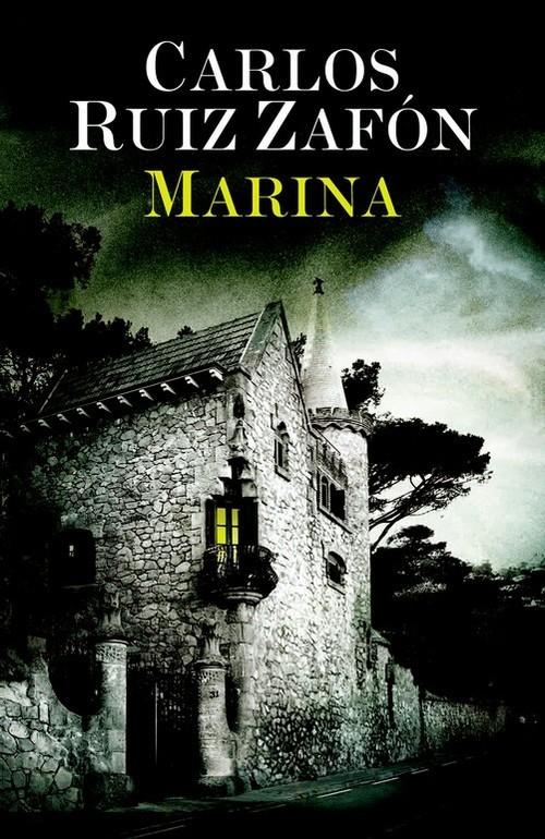 okładka Marina, Książka | Carlos Ruiz Zafon
