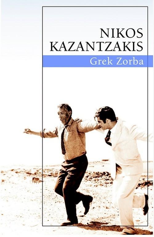 okładka Grek Zorbaksiążka |  | Kazantzakis Nikos