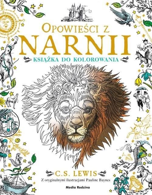 okładka Opowieści z Narnii. Książka do kolorowaniaksiążka |  | Clive Staples Levis
