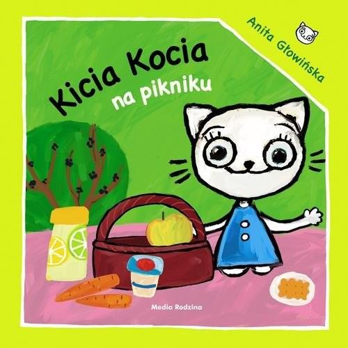 okładka Kicia Kocia na pikniku, Książka   Głowińska Anita