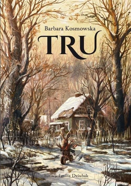 okładka Tru, Książka | Kosmowska Barbara