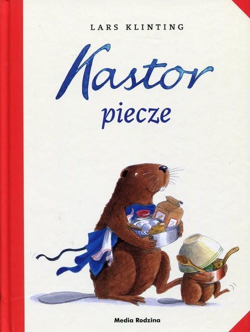 okładka Kastor pieczeksiążka |  | Klinting Lars