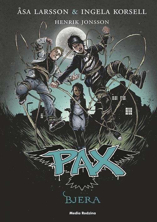 okładka PAX Bjera, Książka | Asa Larsson, Ingela Korsell