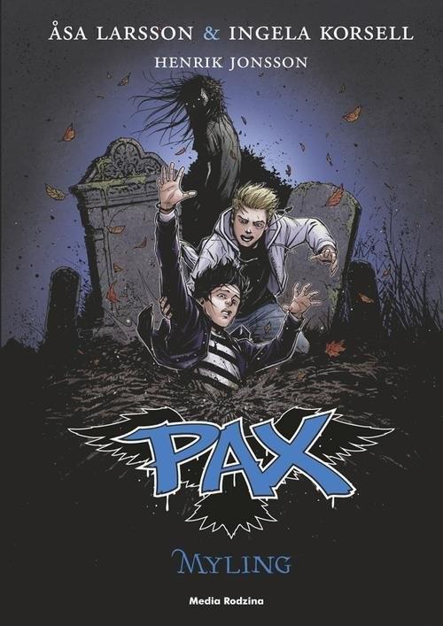 okładka PAX Myling, Książka | Asa Larsson, Ingela Korsell