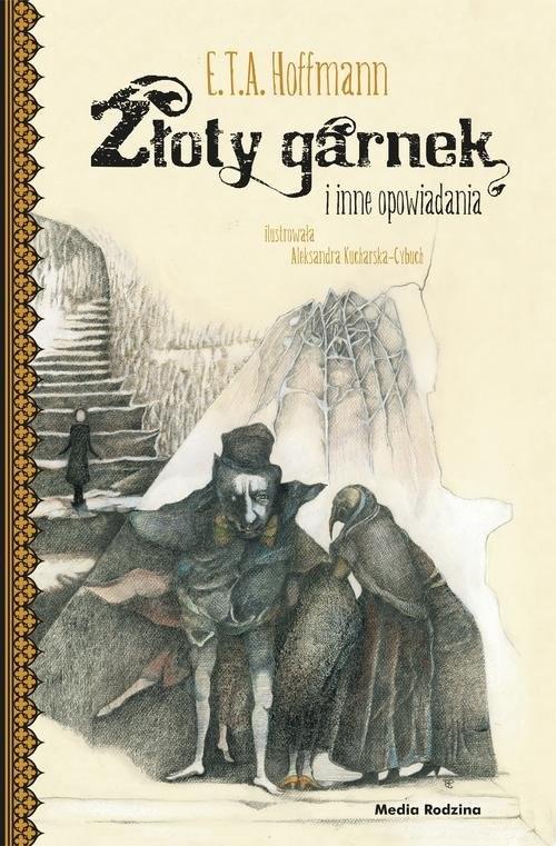 okładka Złoty garnek i inne opowiadania, Książka | E.T.A. Hoffmann