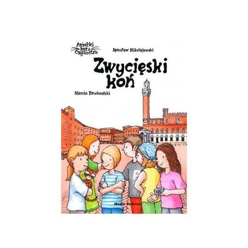 okładka Zwycięski koń, Książka   Jarosław Mikołajewski