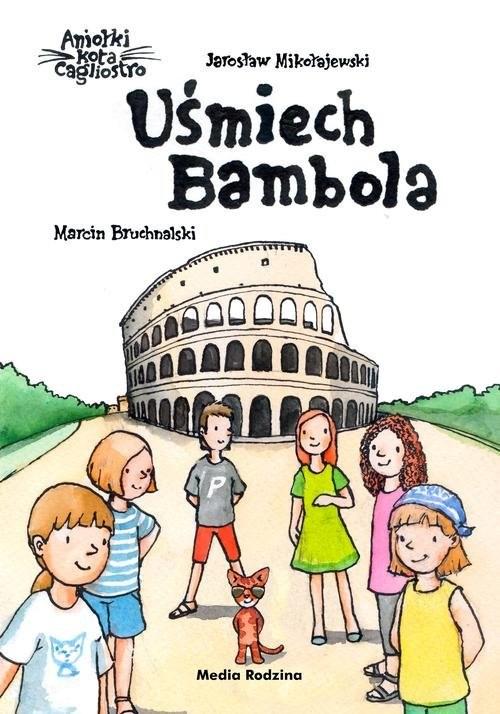 okładka Uśmiech Bambola, Książka | Jarosław Mikołajewski
