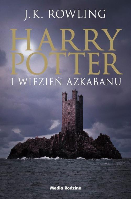 okładka Harry Potter 3 Harry Potter i więzień Azkabanu, Książka | Rowling J.K