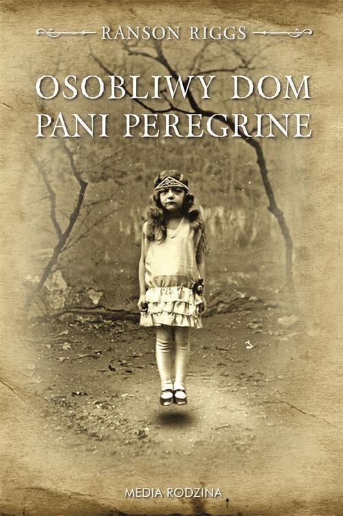 okładka Osobliwy dom pani Peregrineksiążka |  | Ransom Riggs