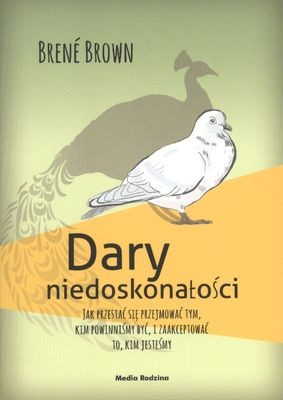 okładka Dary niedoskonałości, Książka | Brown Brene