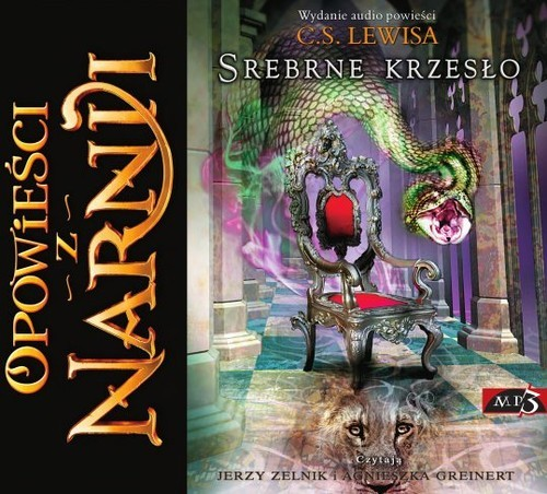 okładka Srebrne krzesłoksiążka |  | Clive Staples Lewis