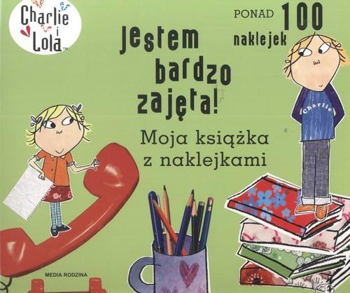 okładka Charlie i Lola. Jestem bardzo zajętaksiążka |  | Child Lauren