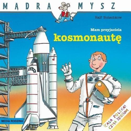 okładka Mam przyjaciela kosmonautę, Książka | Butschkow Ralf