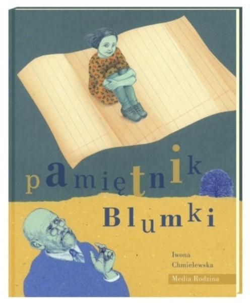 okładka Pamiętnik Blumki, Książka | Chmielewska Iwona