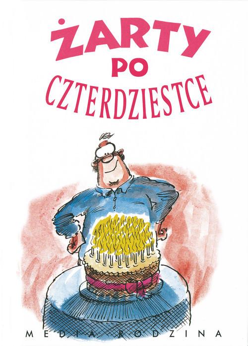okładka Żarty po czterdziestceksiążka |  | zbiorowe Opracowanie