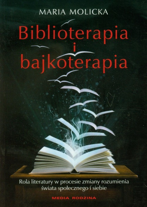 okładka Biblioterapia i bajkoterapia, Książka | Molicka Maria