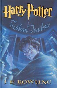 okładka Harry Potter i Zakon Feniksa, Książka | Joanne K. Rowling