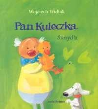 okładka Pan kuleczka. Skrzydła, Książka | Widłak Wojciech