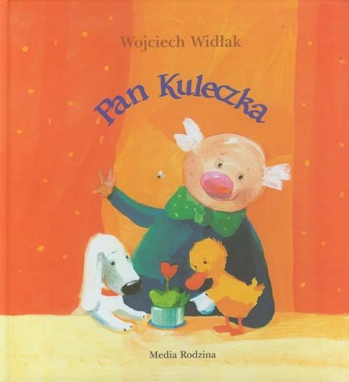 okładka Pan Kuleczkaksiążka      Widłak Wojciech