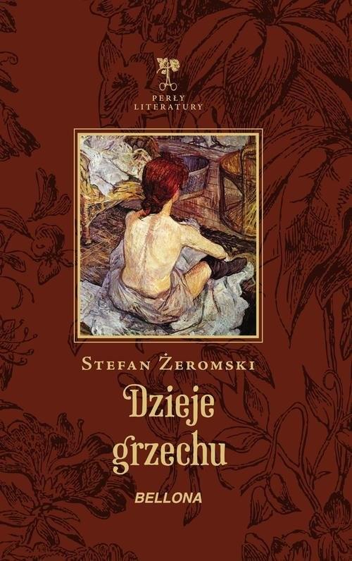 okładka Dzieje grzechu, Książka | Stefan Żeromski