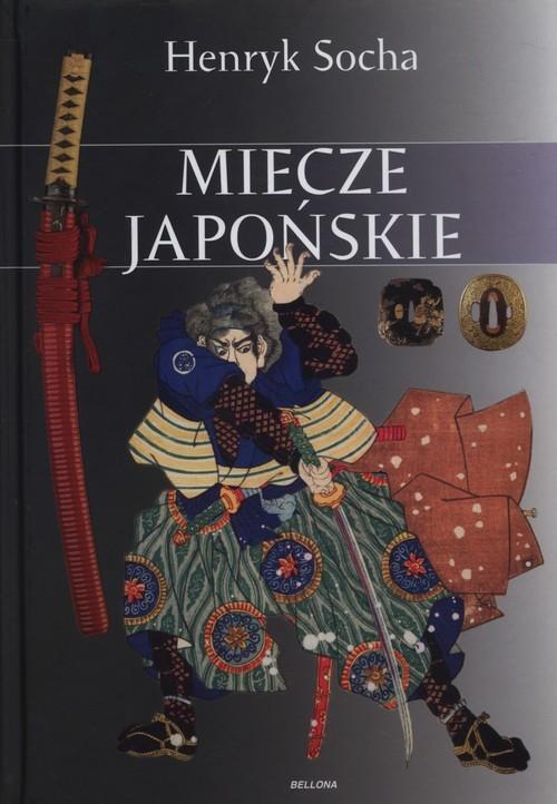 okładka Miecze japońskie, Książka | Socha Henryk
