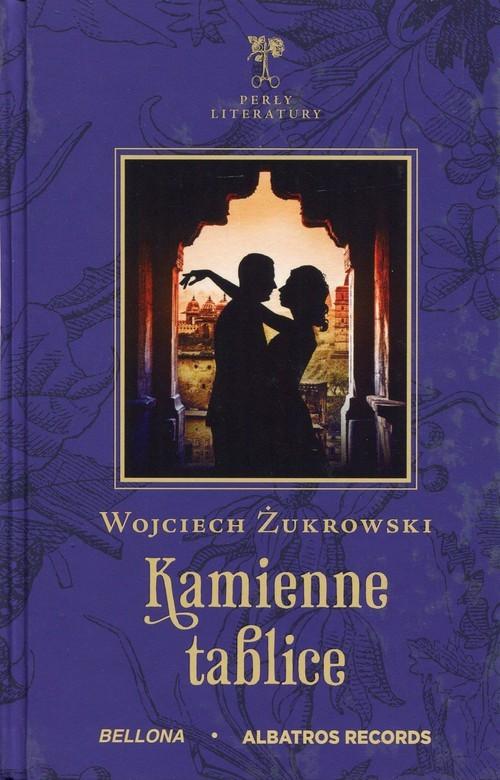 okładka Kamienne tablice, Książka | Żukrowski Wojciech