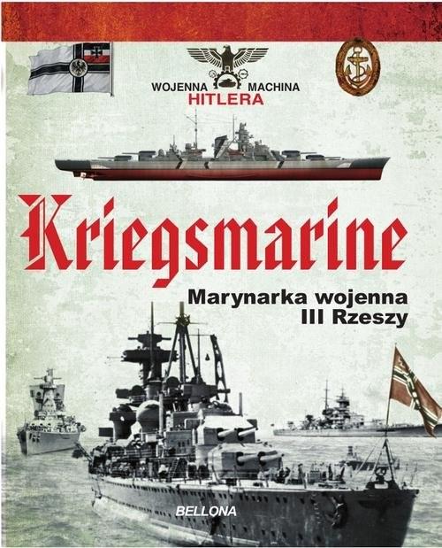 okładka Kriegsmarine, Książka | Juan Vazquez Garcia