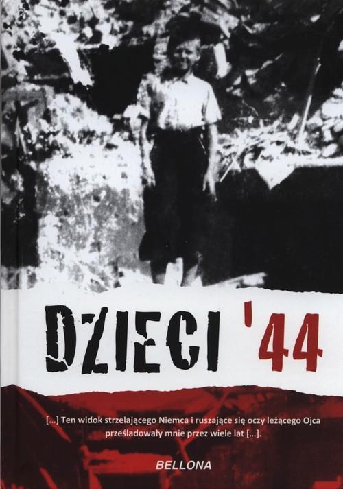 okładka Dzieci 44, Książka | Mirecki Jerzy