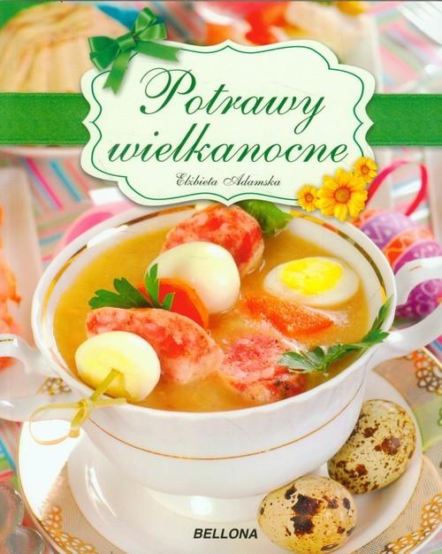 okładka Potrawy wielkanocne, Książka | Adamska Elżbieta