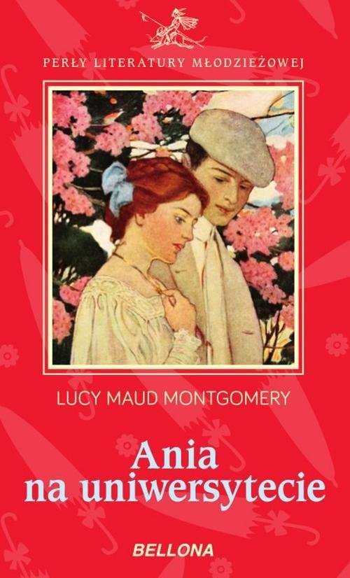 okładka Ania na uniwersytecie, Książka | Lucy Maud Montgomery