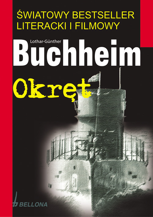 okładka Okręt, Książka | Buchheim Lothar-Gunther