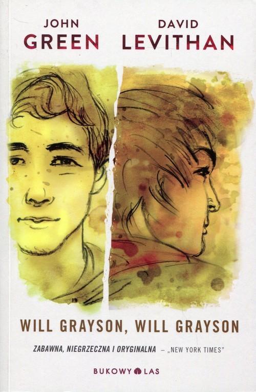 okładka Will Grayson, Will Grayson, Książka | John Green, David Levithan