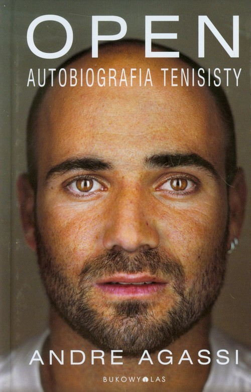 okładka Open. Autobiografia tenisisty, Książka | Agassi Andre