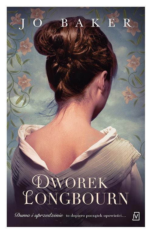 okładka Dworek Longbourn, Książka | Jo Baker