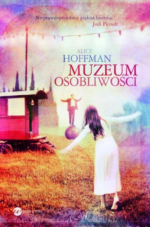 okładka Muzeum osobliwości, Książka | Alice Hoffman