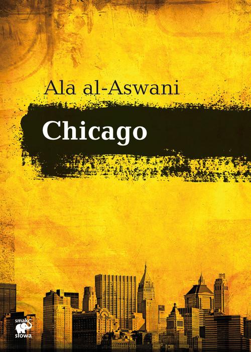 okładka Chicago, Książka | Ala al-Aswani