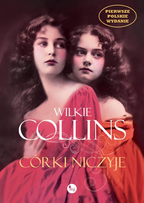 okładka Córki niczyje, Książka | Collins Wilkie