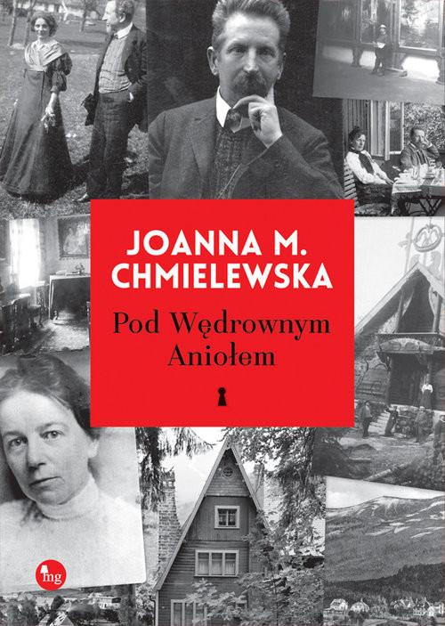 okładka Pod wędrownym aniołem, Książka | Joanna M. Chmielewska