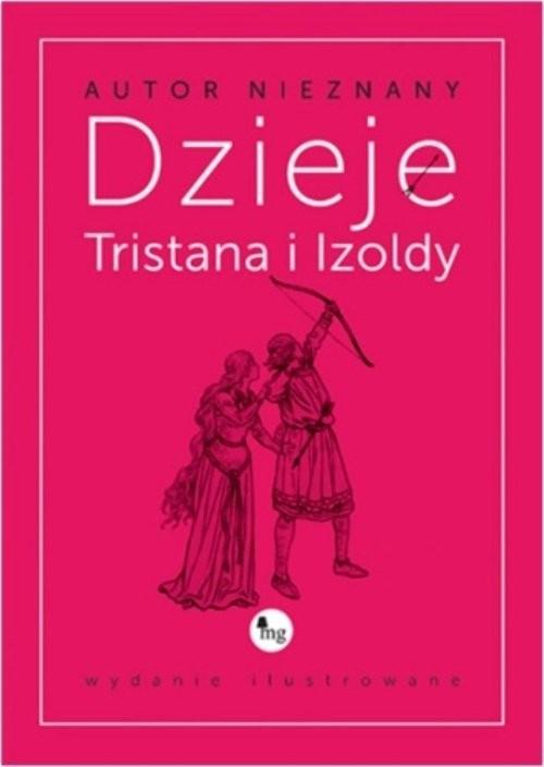 okładka Dzieje Tristana i Izoldy, Książka |