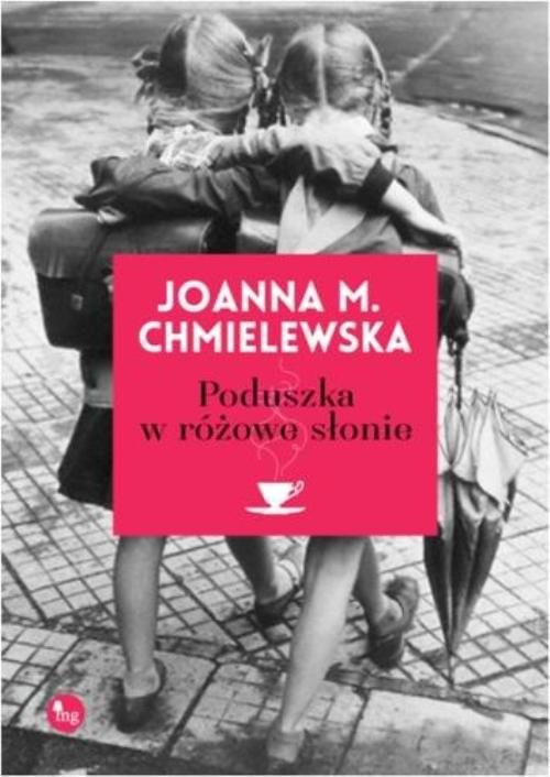 okładka Poduszka w różowe słonie, Książka | Joanna M. Chmielewska