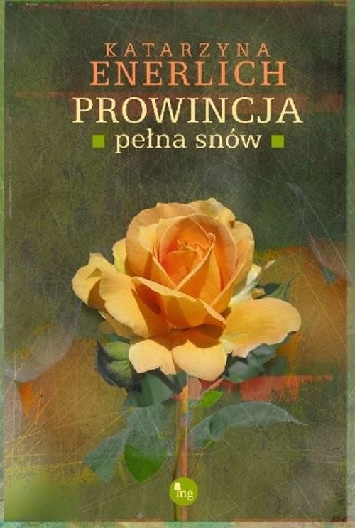 okładka Prowincja pełna snów, Książka | Enerlich Katarzyna