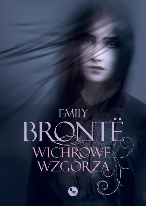 okładka Wichrowe wzgórza, Książka | Brontë Emily