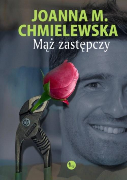 okładka Mąż zastępczy, Książka   Joanna M. Chmielewska